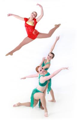 Dance academy portraits